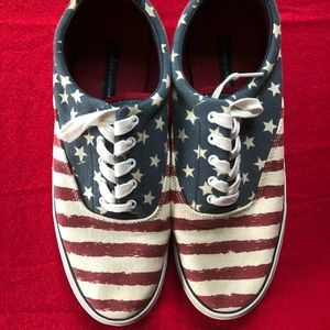 Tommy Hilfiger Phelipo 6 🇺🇸Flag Sneakers🇺🇸